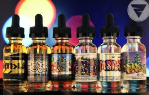 Boosted E-Juice
