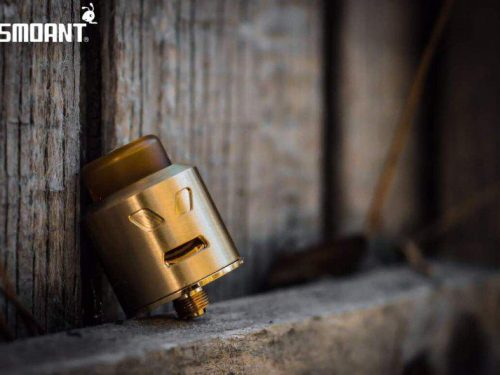 A New Atomizer: Smoant Battlestar RDA Dripper Atomizer