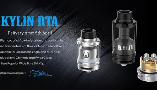 A Simple Introduction Of Vandy Vape Kylin Rta