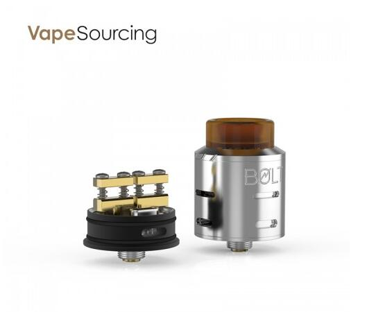 GODRIA BOLT RDA review