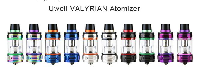 Uwell Valyrian Atomizer review