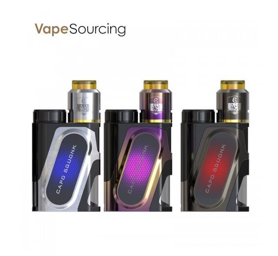 IJOY Capo Squonk Kit Sale