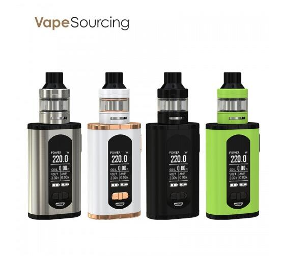 new Eleaf Invoke kit