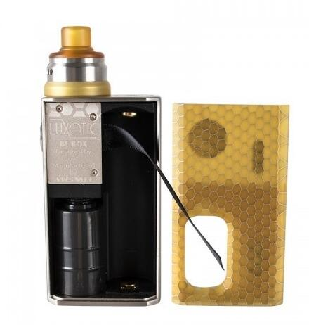 luxotic bf kit easy to use