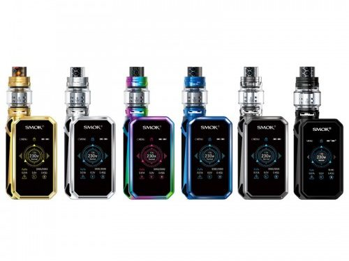 SMOK T-PRIV 3 Kit VS Smok G-PRIV 2 Kit Luxe Edition