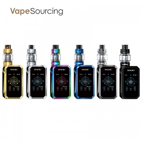 Smok G-PRIV 2 Kit Luxe Edition review