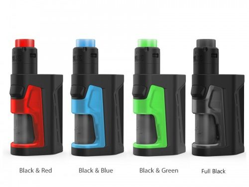 Vandy Vape Pulse Dual Kit with Pulse V2 RDA – new novelty from Pulse series