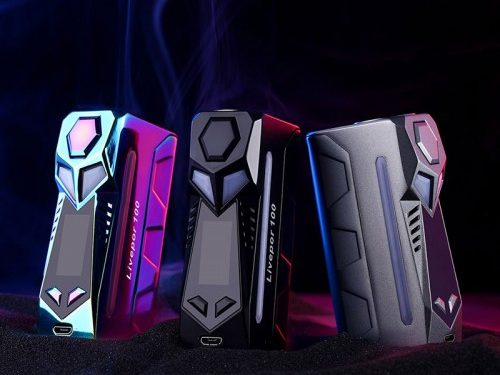 Blitz Vigor Squonk Mod PK Yosta Livepor 100 Box Mod – return in a new guise