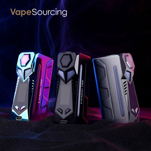 yosta livepor 100 box mod review