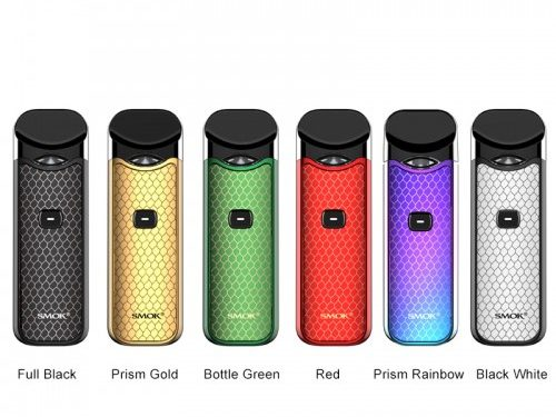 G-Priv 2 by SMOK is classic like Smok nord pod kit system